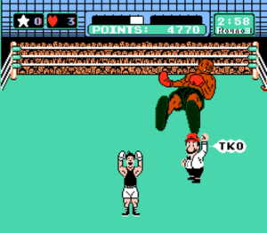 Set the VCR: Little Mac vs. Mike Tyson – Art of the Cartoon